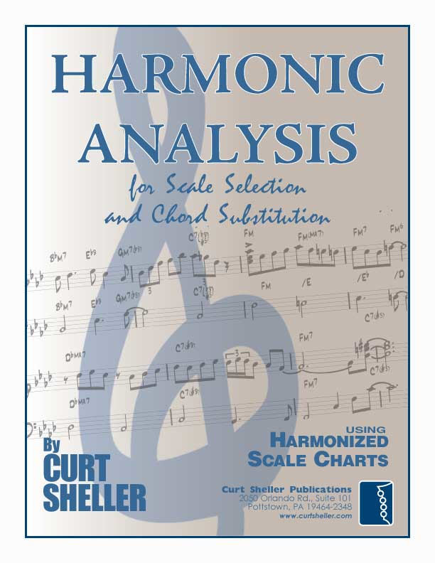 Harmonic Analysis for Scale Selection and Chord Substitution