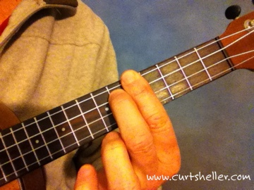Learning Ukulele with Curt • Movable `Ukulele Chords