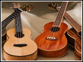 Sideways Eight Ukuleles